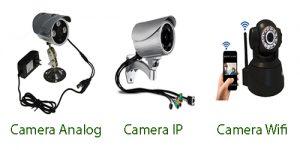 Camera giám sát: Nên mua loại có dây hay Wi-Fi?