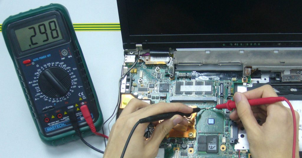 Dịch vụ sửa laptop uy tín mà bạn có thể tin tưởng