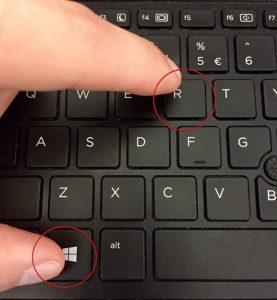 các phím tắt trên máy tính