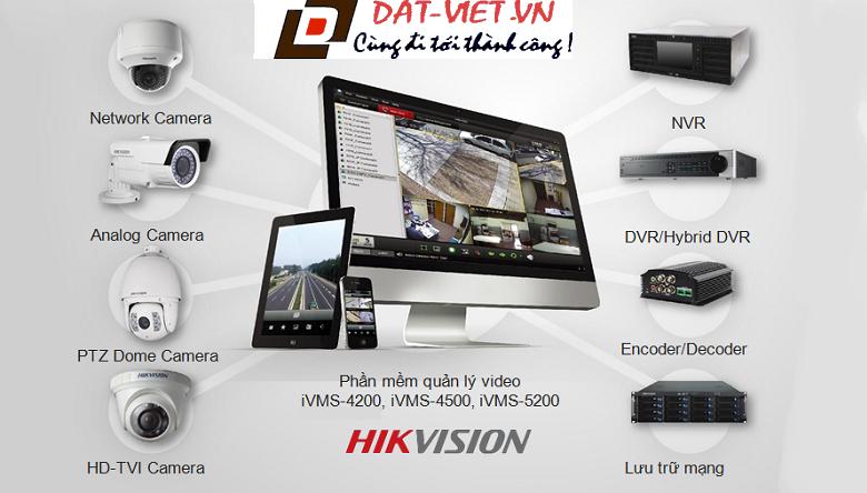 hikvision-vĩnh phúc